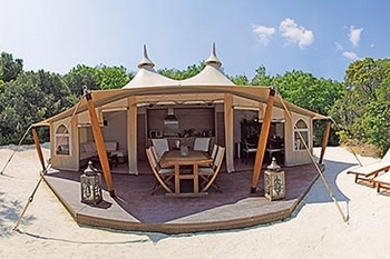 De RoyalLodge van Suncamp Holidays