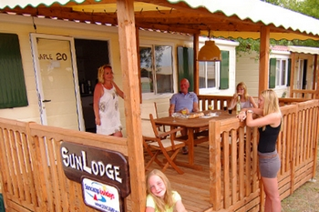 De Sunlodge Maple - 5 personen + airco van Suncamp Holidays