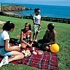 Camping Devon Cliffs Holiday Park in Exmouth, Zuid-West Engeland, Engeland