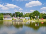 Camping Bospark 't Wolfsven in Mierlo, Noord-Brabant, Nederland