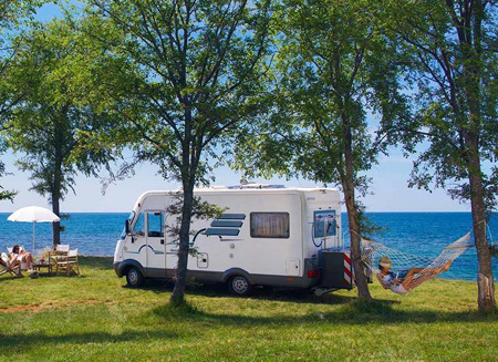 Camping istrie staanplaats